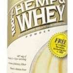 Biochem Sports Protein – 100% Hemp & Whey Powder, Vanilla Flavor –