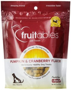 100-natural-crunchy-dog-treats-pumpkin-cranberry-flavor-7-oz-1985-grams-by-fruitables-pet-food