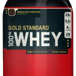 Optimum Nutrition Protein – Gold Standard 100% Whey Double