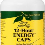 EuroPharma Energy Support – 12-Hour Energy Caps – 30 Softgels