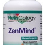 Allergy Research Group Nervous System Support – 200 mg of Zen – 120
