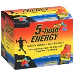 Five Hour Energy Exercise Stamina – 5-Hour ENERGY Berry – 12 Count (