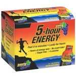 Five Hour Energy Exercise Stamina – 5-Hour ENERGY Grape – 12 Count (