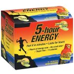 Five Hour Energy Exercise Stamina – 5-Hour ENERGY Lemon-Lime – 12