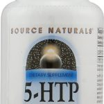 Source Naturals Nervous System Support – 5-HTP 50 mg – 60 Capsules