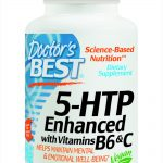Doctor's Best Nervous System Support – 5-HTP Enhanced with Vitamins B6