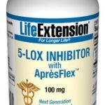 Life Extension Cardiovascular Support – 5-LOX Inhibitor with ApresFlex