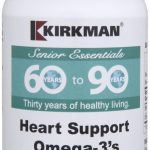 Kirkman Cardiovascular Support – 60 to 90 Heart Support Omega-3s –