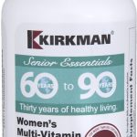 Kirkman Women's Health – 60 to 90 Womens Multi-Vitamin & Mineral