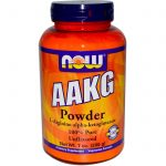 NOW Amino Acids – AAKG Powder – 7 oz (198 Grams)