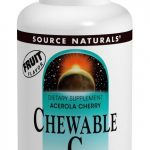 Source Naturals Cellular Support – Acerola Chewable C 500 mg – 250
