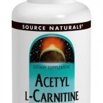 Source Naturals Cellular Support – Acetyl L-Carnitine 250 mg – 30