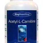 Allergy Research Group Metabolic Support – Acetyl-L-Carnitine 500 mg –