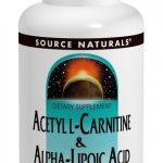Source Naturals Cellular Support – Acetyl L-Carnitine & Alpha Lipoic