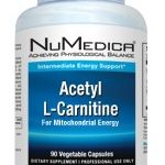 NuMedica Amino Acids – Acetyl-L-Carnitine – 90 Vegetable Capsules