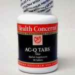 Health Concerns Cardiovascular Support – AC-Q Tabs – 90 Tablets