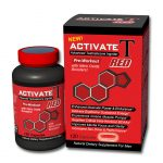 Fusion Diet Systems Sexual Health – Activate T Red – 120 Capsules