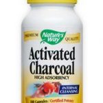 Nature's Way Cardiovascular Support – Activated Charcoal – 100
