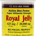 YS Eco Bee Farms Cellular Support – Active Bee Power Fresh Royal Jelly