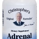 Christophers Original Formulas Herbals/Herbal Extracts – Adrenal