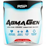 RSP Nutrition Sports Drinks and Mixes – AgmaGen (Fruit Punch) – 50