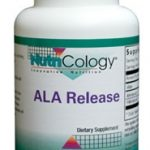 NutriCology Cellular Support – Ala Release Lipoic – 60 Tablets