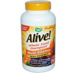 Nature's Way Immune Support – Alive! Multi-Vitamin (with Iron) – 180