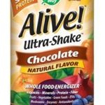 Nature's Way Cardiovascular Support – Alive! Soy Protein Shake