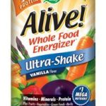 Nature's Way Immune Support – Alive! Ultra-Shake Soy Protein Vanilla