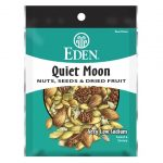 Eden Foods Snacks – Quiet Moon (Nuts, Seeds & Dried Fruit) – 4 oz (113