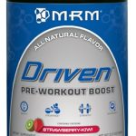 MRM Exercise Stamina – Driven Pre-Workout Boost (Strawberry-Kiwi