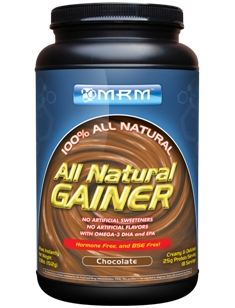 All natural gainer