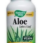 Nature's Way Cardiovascular Support – Aloe Latex & Leaf 550 mg – 100