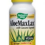 Nature's Way Cardiovascular Support – AloeMaxLax with Cascara Sagrada