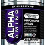 Cellucor Sports Drinks and Mixes – Alpha Amino Blue Razzpberry – 30