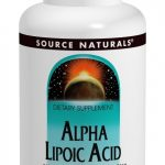 Source Naturals Cellular Support – Alpha Lipoic Acid 50 mg – 50