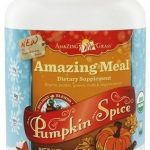 AmaZing Grass General Health – Amazing Meal Pumpkin Spice Powder –