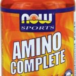 NOW Amino Acids – NOW Sports – Amino Complete – 120 Capsules