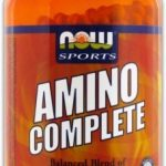 NOW Amino Acids – NOW Sports – Amino Complete – 360 Capsules