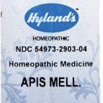 Hyland's Homeopathic Remedies – Apis Mellifica 30X – 250 Tablets