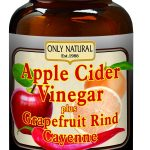 Only Natural Weight Management – Apple Cider Vinegar Plus Grapefruit