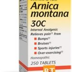 Boericke and Tafel Aches and Pains – Arnica Montana 30C – 250 Tablets