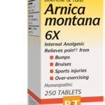 Boericke and Tafel Homeopathic Remedies – Arnica Montana 30X – 250