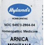 Hyland's Homeopathic Remedies – Arnica Montana 30X – 250 Tablets