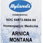 Hyland's Homeopathic Remedies – Arnica Montana 6X – 250 Tablets