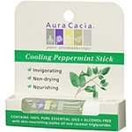 Aura Cacia Mood and Relaxation – Aromatherapy Cooling Peppermint Stick