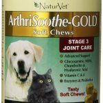 NaturVet Dogs – ArthriSoothe GOLD (Advanced Care) – 180 Soft Chew
