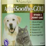 NaturVet Dogs – ArthriSoothe GOLD Tablets – Time Release – 120
