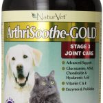 NaturVet Dogs – ArthriSoothe GOLD Tablets – Time Release – 90
