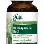 Gaia Herbs Herbals/Herbal Extracts – Ashwagandha Root – 60 Vegetarian